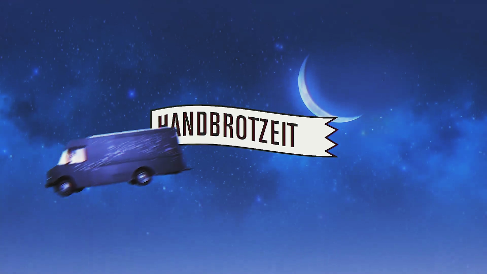 Handbrot Truck (electro version)